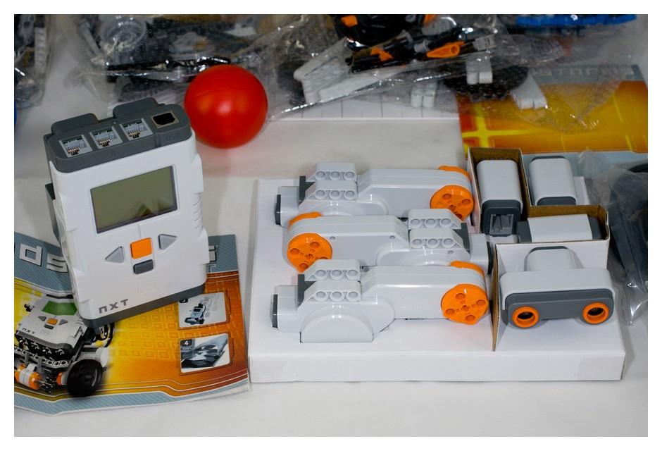 Systronix Microsoft Robotic Studio home